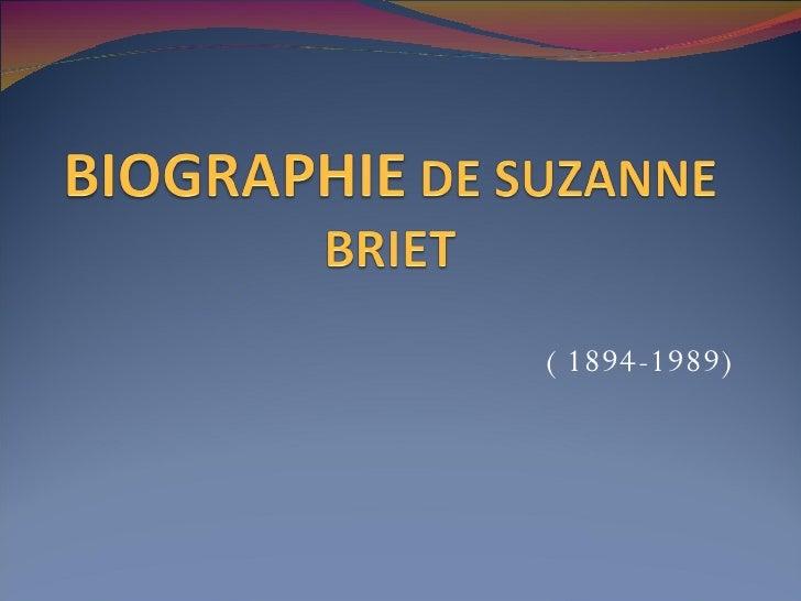 ( 1894-1989)