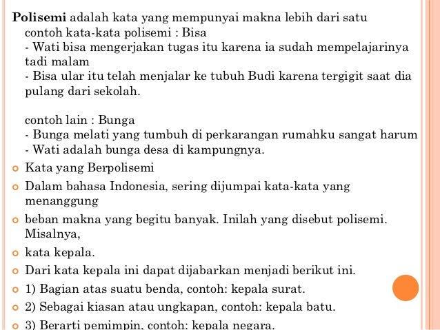 Tugas 2 Bahasa Indonesia November 2014