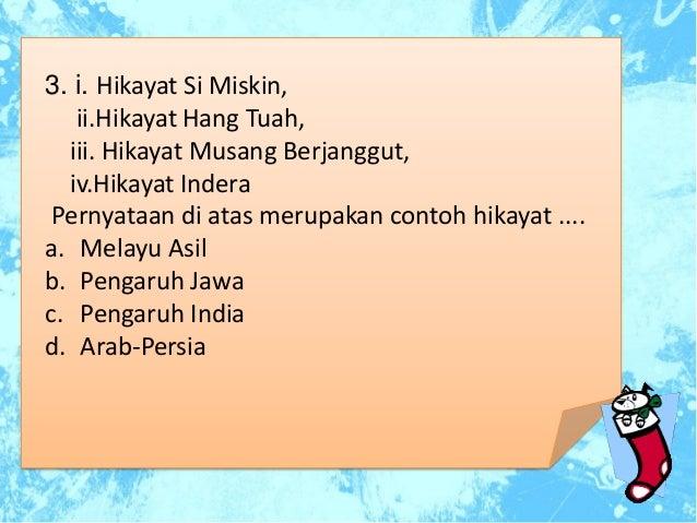 B Indonesia Kd 7 1 Unsur Intrisik Ekstrinsik Hikayat