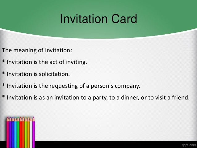 B inggris invitation card announcement invitation cardthe meaning stopboris Gallery