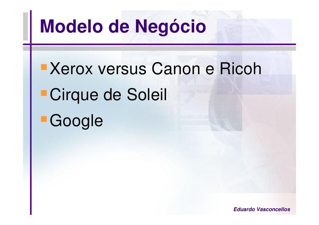 Xerox vs canon core competencies