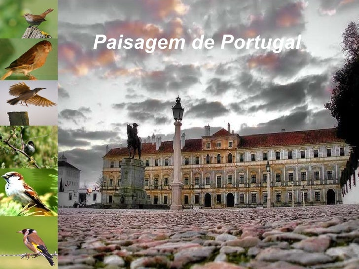 Paisagem de Portugal