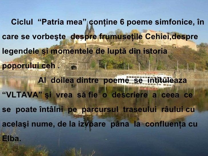 B. Smetana   Vltava.N Slide 3