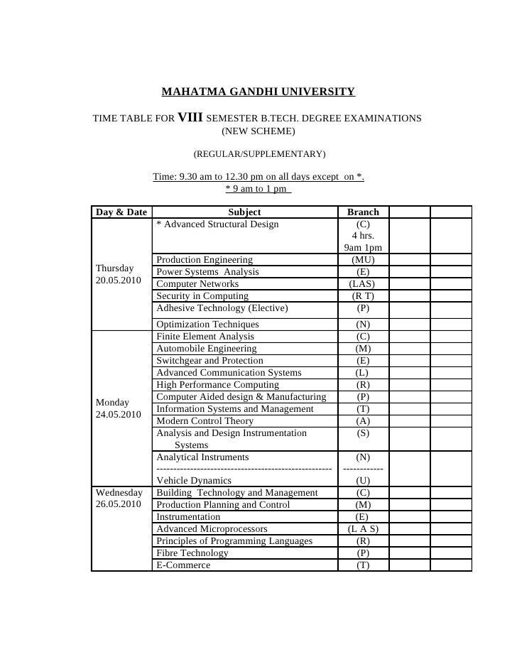 B tech.timetable.2010(mg)