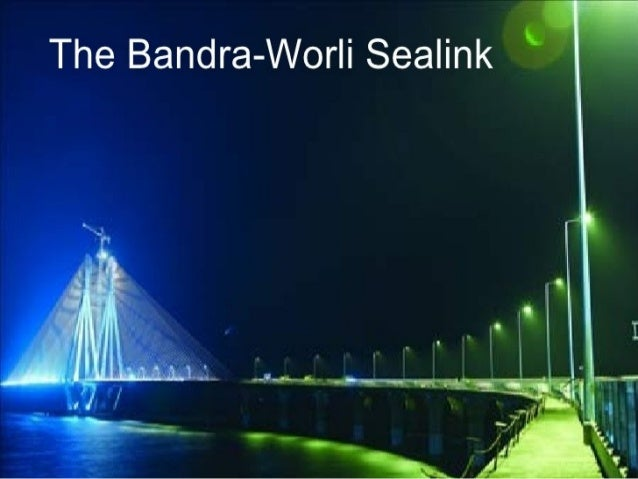 Col S Diwanji Project Manager, Bandra-Worli Sea Link Project, Hindustan Construction Company Rakesh Kaul General Manager, ...