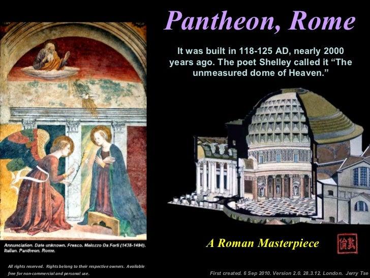 Pantheon, Rome                                 Pantheon                                                                   ...
