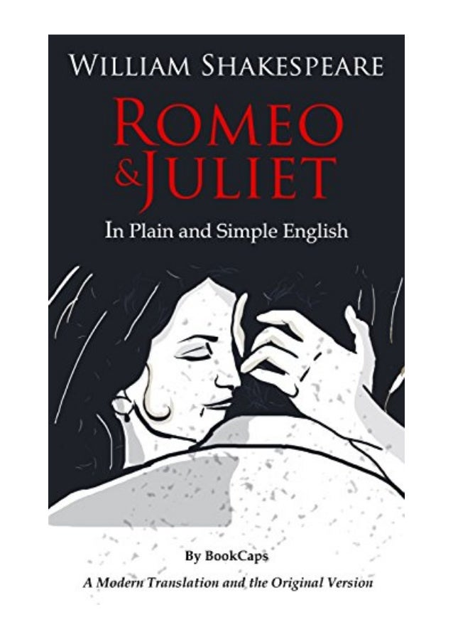 Romeo And Juliet Pdf In English