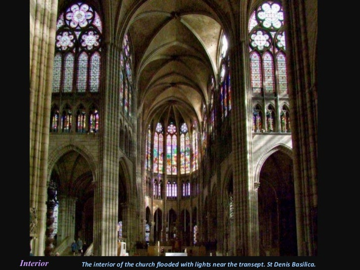 St Denis Cathedral Paris