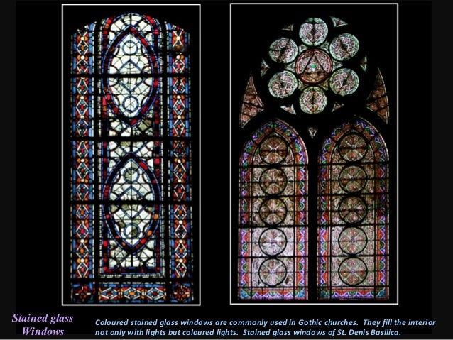 25 Stained Glass Windows
