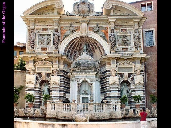 Fountain of the Organ