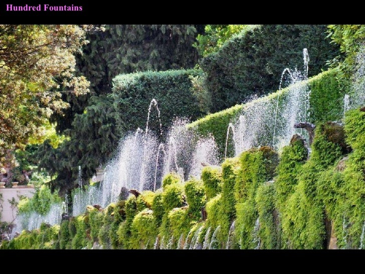Hundred Fountains