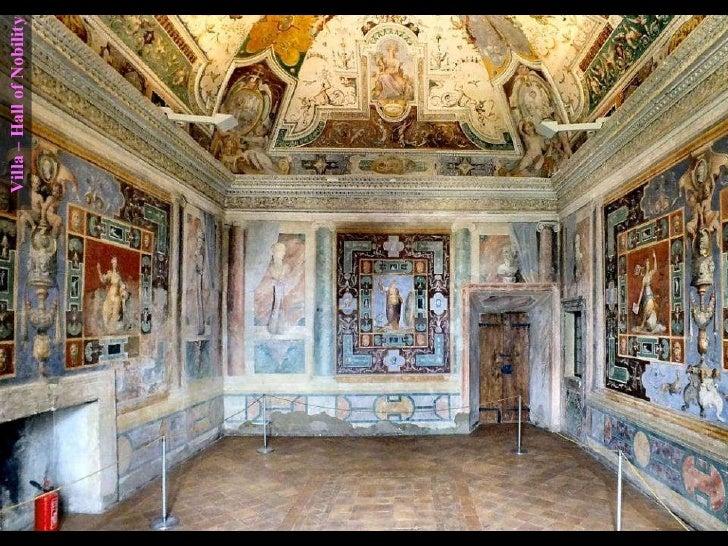 Villa – Hall of Nobility