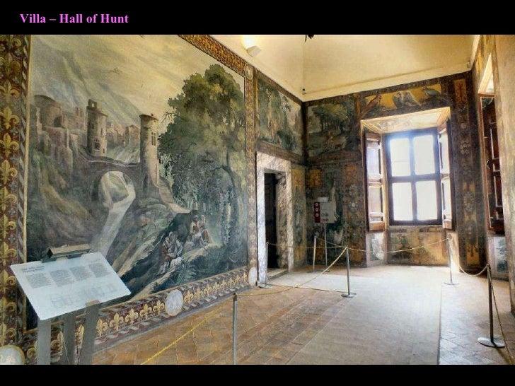 Villa – Hall of Hunt