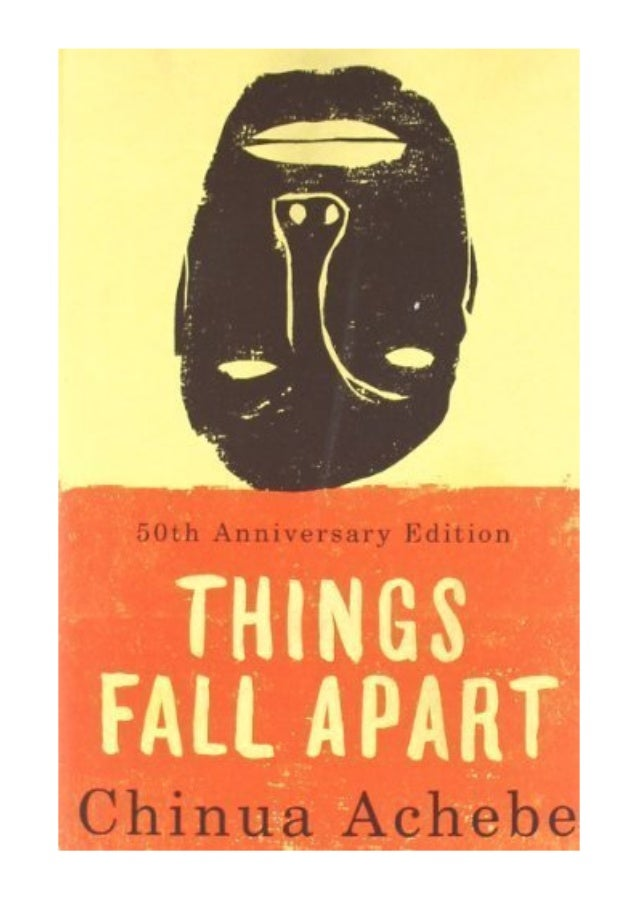 Things Fall Apart Pdf Edition Unknown By Achebe Chinua Paperba