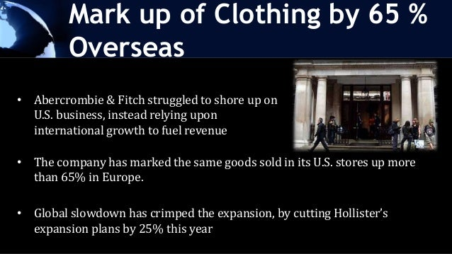 History of Abercrombie & Fitch