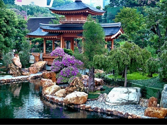 Chinese gardens bridge - A Chinese Garden Nanlian Garden Hongkong