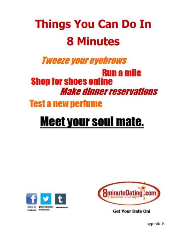 One minute dating
