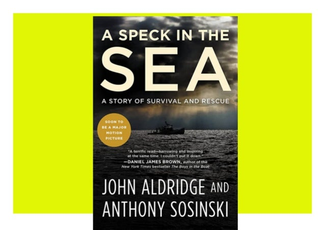 Description In the dead of night on July 24, 2013, John Aldridge was thrown off the back of the Anna Mary while his fishin...