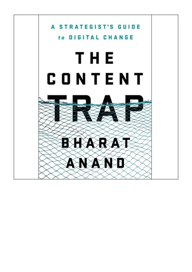 The Content Trap PDF Free Download