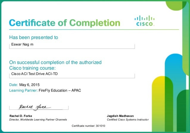Demystifying The Cisco Score Report The Cisco Learning Network