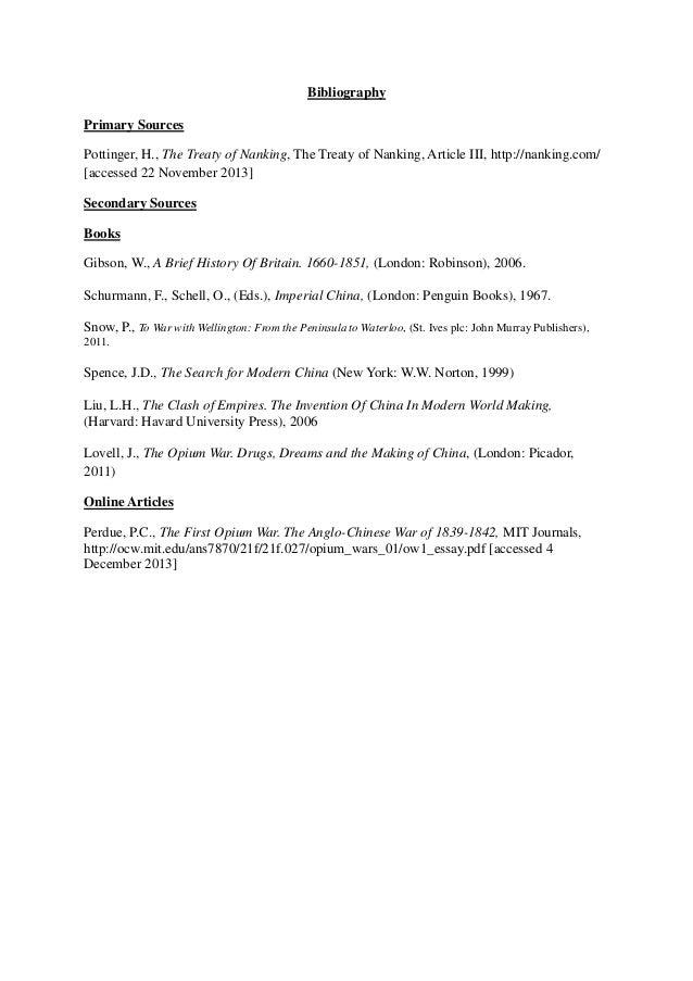 an analysis of the treaty of nanjing 7