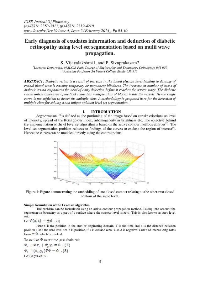 IOSR Journal Of Pharmacy (e)-ISSN: 2250-3013, (p)-ISSN: 2319-4219 www.Iosrphr.Org Volume 4, Issue 2 (February 2014), Pp 05...
