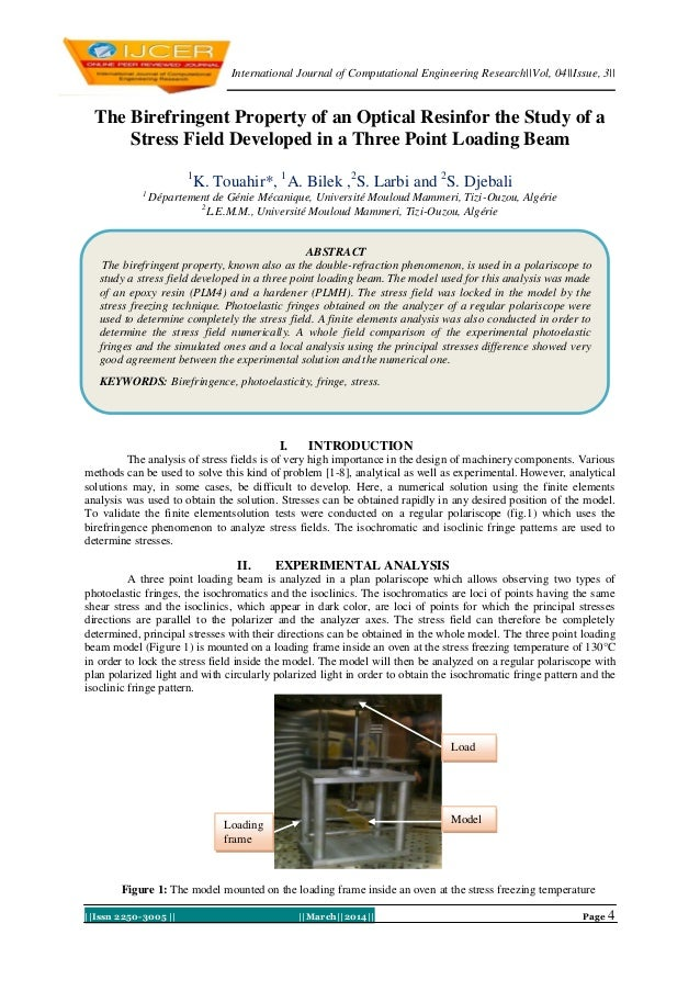 International Journal of Computational Engineering Research||Vol, 04||Issue, 3|| ||Issn 2250-3005 || ||March||2014|| Page ...