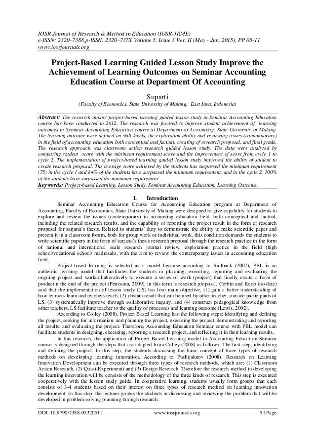 based education to improve learning and teaching accounting education essay Could use to improve student learning and achievement, would  it takes place in the context of postgraduate education, the workplace, the development of new hobbies, or recreational activities  expository texts discovery learning fluid intelligence essay writing.