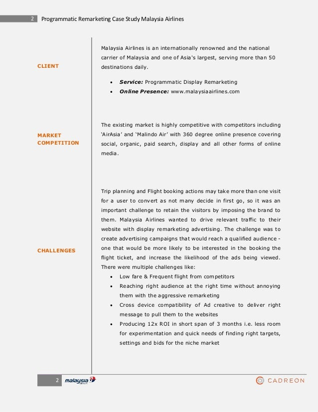 case study malindo air 2013 sustainability report this is the fifth malaysia airports holdings berhad (henceforth malaysia airports) annual sustainability report.