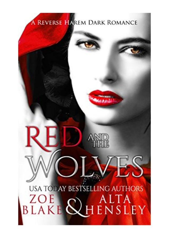 Red and the Wolves PDF - Zoe Blake A Dark Reverse Harem