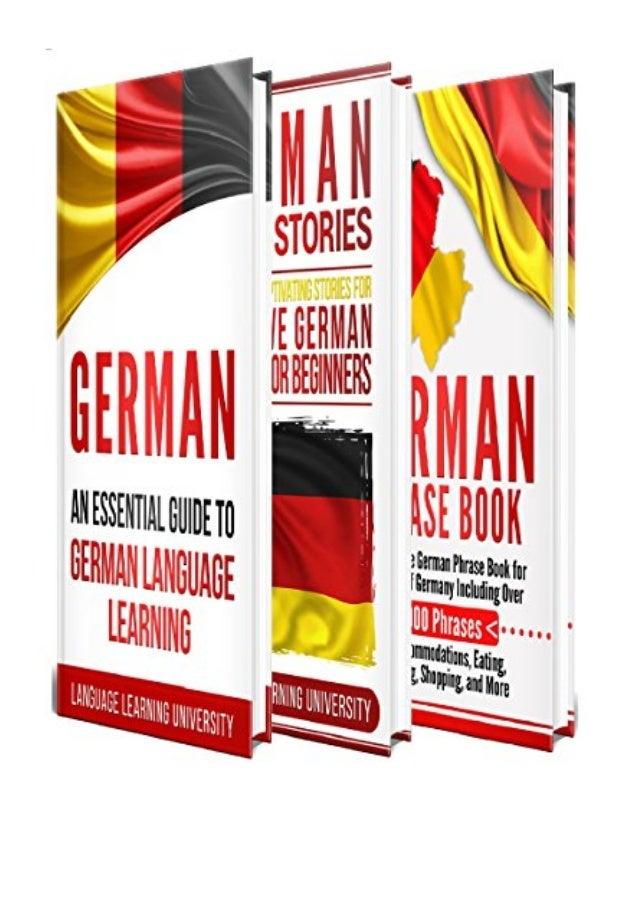 German Learning Book Pdf