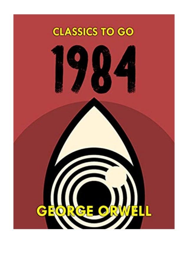 George Orwell 1984 Pdf Deutsch