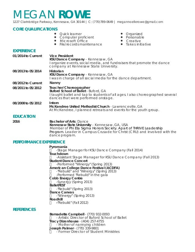 Fantastic Cobb Energy Center Resume Gallery - Best Resume Examples ...