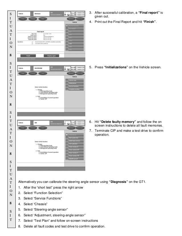 BMW E60 CIPprogramming software update progcoding