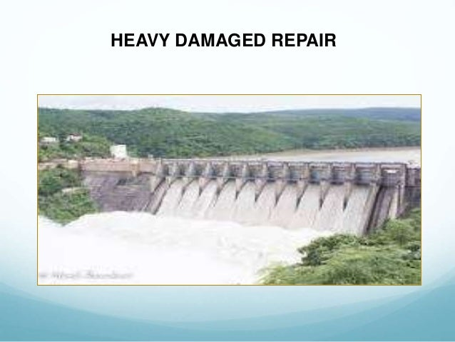 HEAVY DAMAGED REPAIR