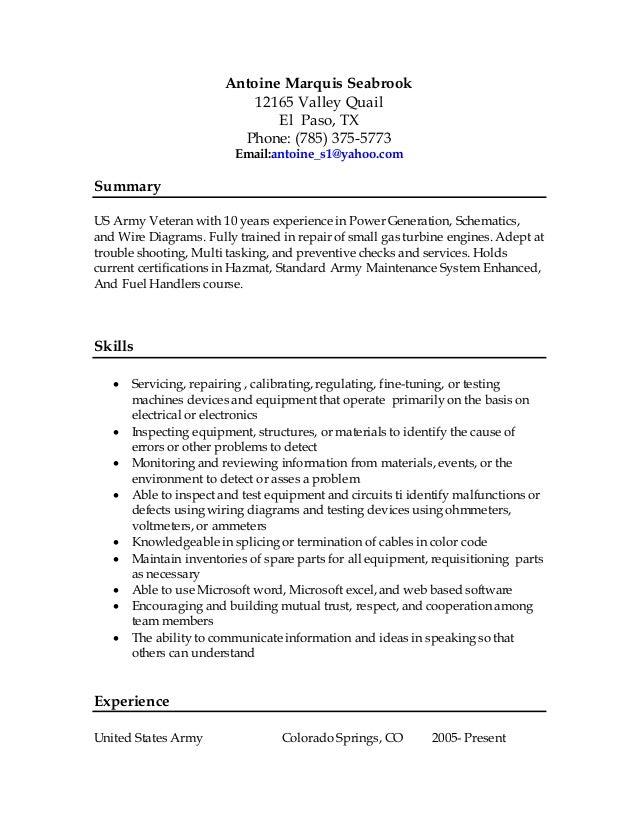 antoine new resume  1