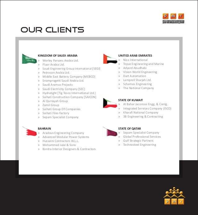 Jan 2015 - PMR Company Profile (1)