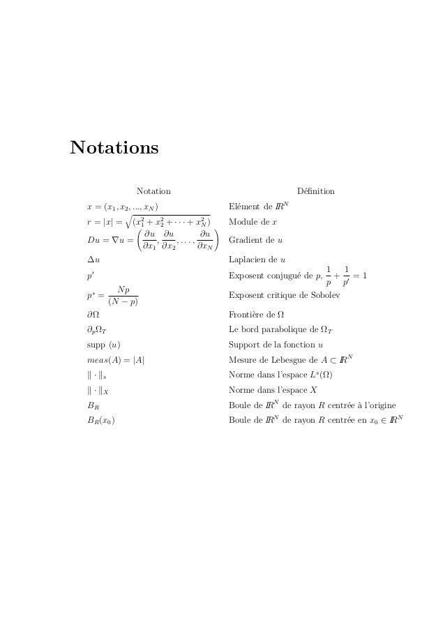 Introduction La théorie des systèmes d'équations aux dérivées partielles non linéaires a connu récemment un très grand ava...
