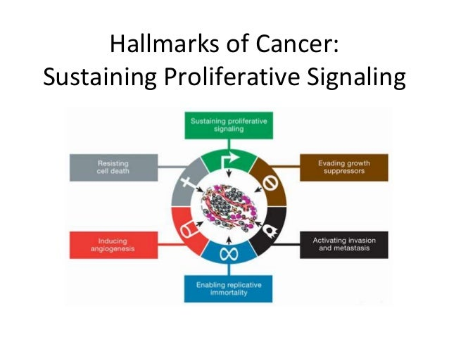 Hallmarks of Cancer: Sustaining Proliferative Signaling