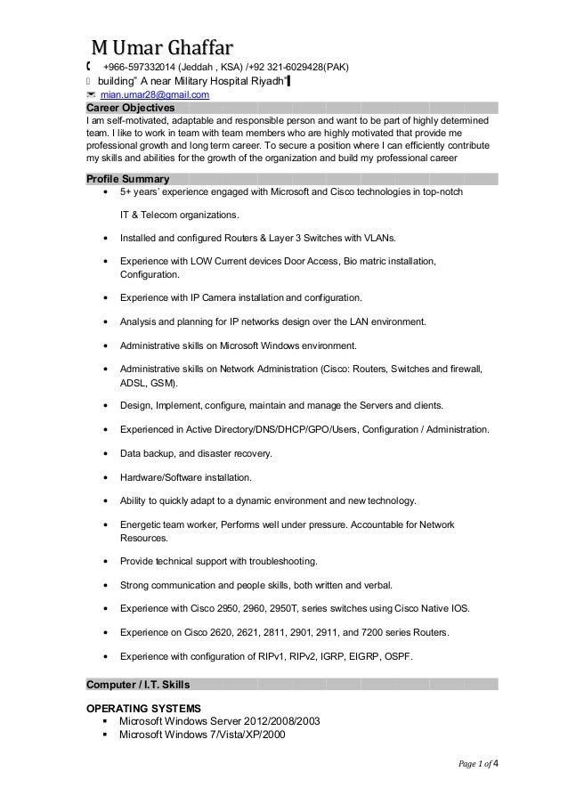 IT Network & Desktop Support