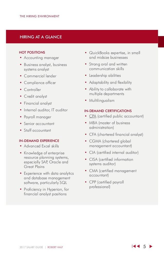 AF Salary Guide 2017