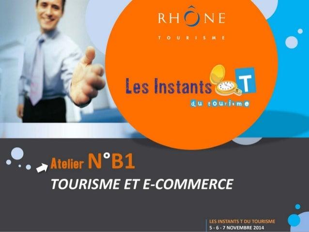 Intervenant  www.rhonetourisme.com  Thierry Leroux (Espace Numérique Entreprises)  thierry.leroux@ene.fr