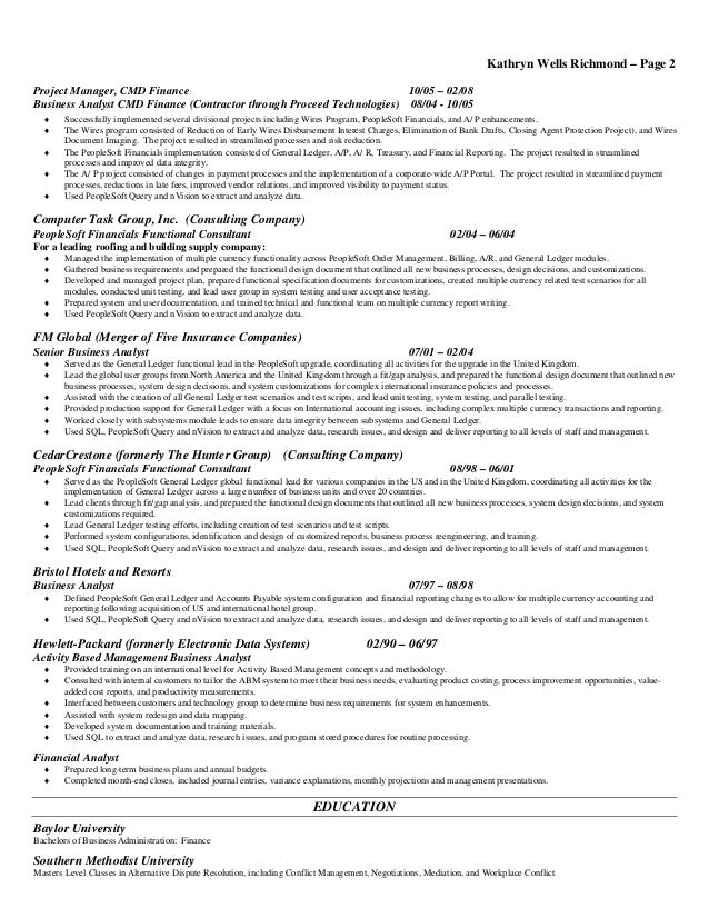 Stunning Richmond Accounting Resume Ideas - Best Resume Examples and ...