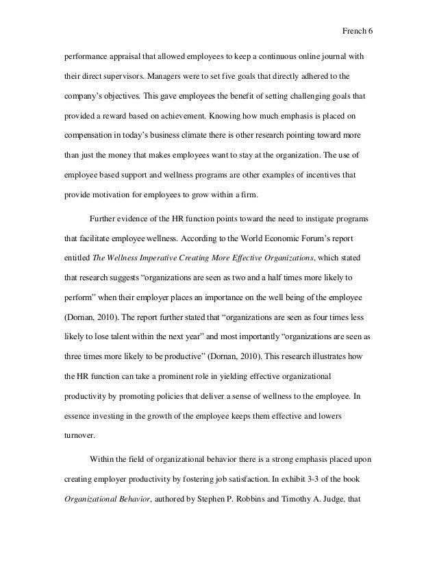 job dissatisfaction essay