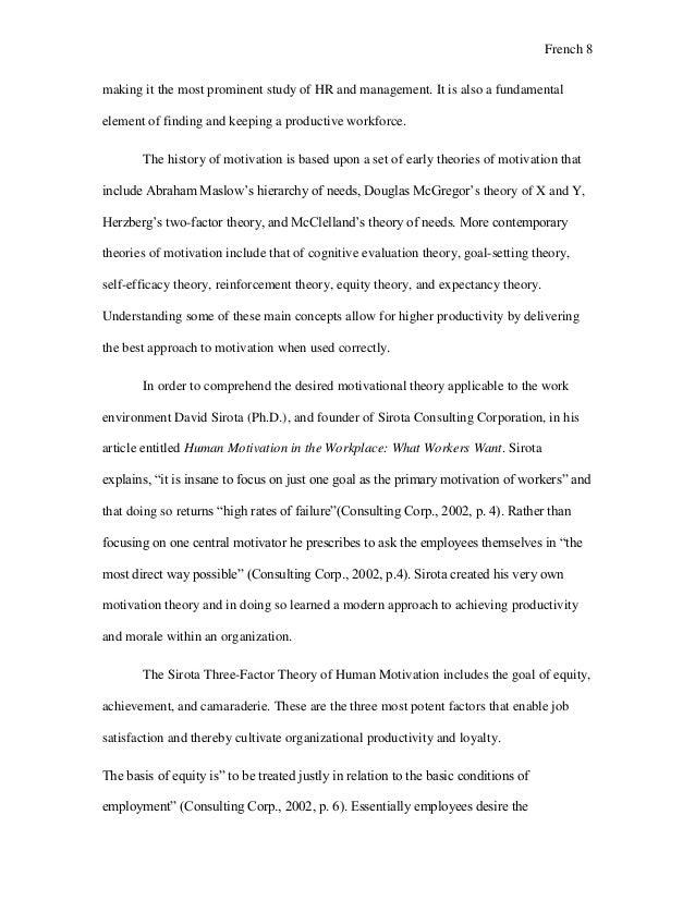 essay on employment