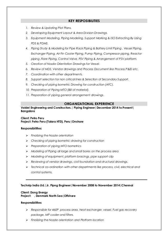 Resume_VPrabu Slide 2