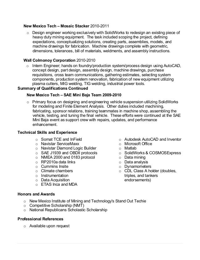 K  Maxwell Crowning's Resume revision 14