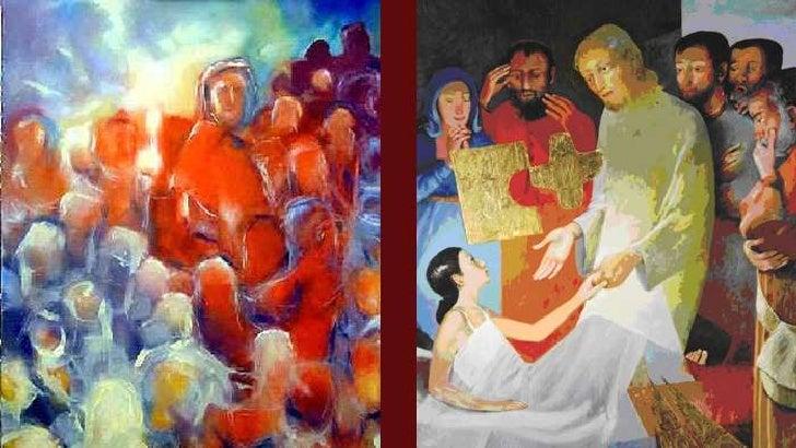 Volk van God zijn wij hier samen,     heel de wereld in ons hart.    Gij roept ons bij onze namen.  God, onze vreugde, onz...