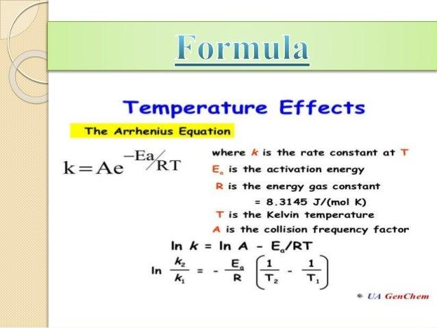 sioboasan • Blog Archive • Activation energy chemistry problems formulas