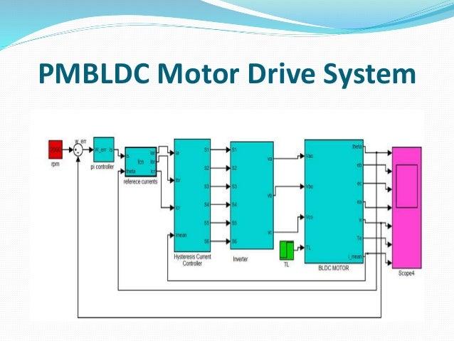 Three Phase Inverter Fed Bldc Motor Drive